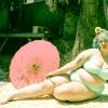 Kitty Stryker Shows Off Her Bikini Bod