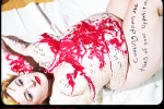 Bella Vendetta Makes Courtney Trouble a Messy, Waxy, Poetic Mess