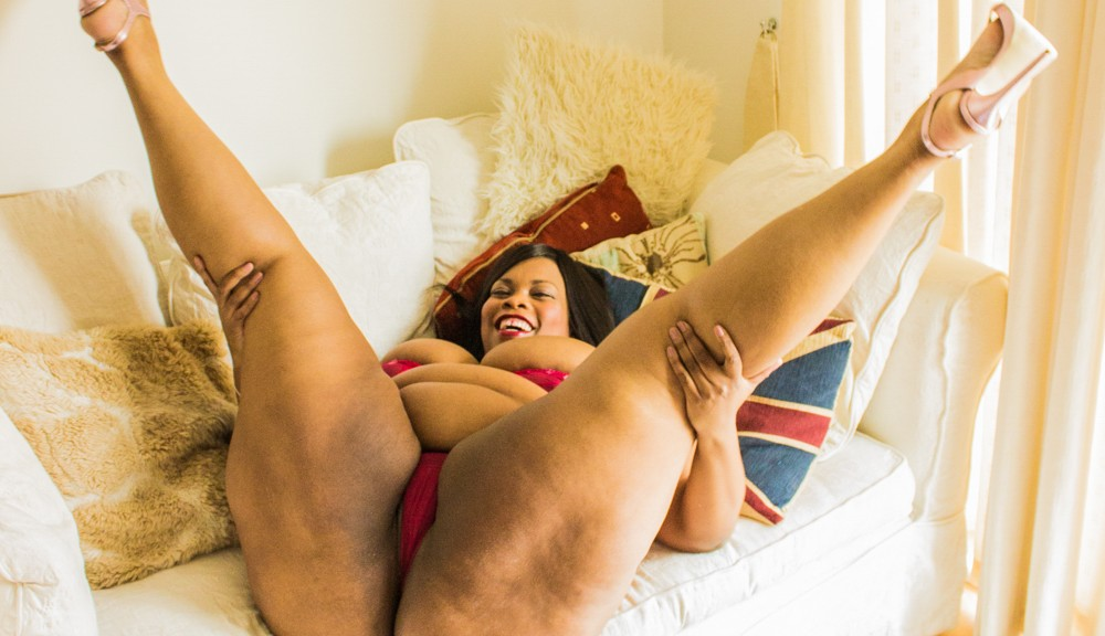 Perfect nude big tits