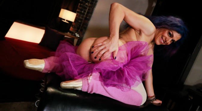 Kelli Lox: Bad Ballerina