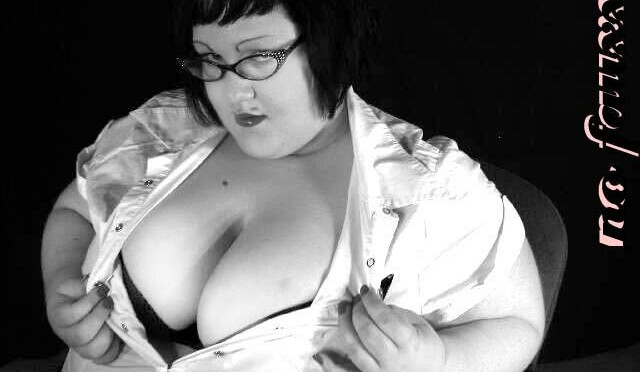 Peppermint Fatty Plays Secretary