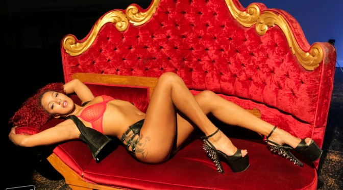 Daisy Ducati's Throne